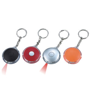 UFO Ahaped Keyring Lights With LED (ZS-2021)