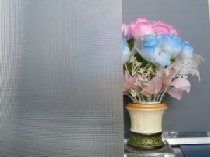 3mm 4mm 5mm Thickness Clear Figured Glass Pattern Glass Clear Rolled Glass 2134X2440mm pictures & photos