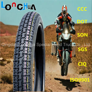 ISO9001 Certificate High Quality Motorcycle Tyre (2.50-17) pictures & photos