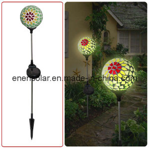 Solar Mosaic Stick Light (HL006-8)