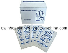 Latex Surgical Glove pictures & photos