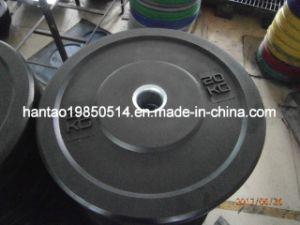 Crossfit Barbell Plate (BLK)