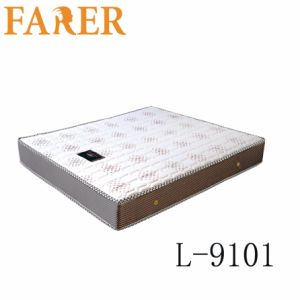 Breathable Bed Furniture Latex Mattress for Bedding pictures & photos