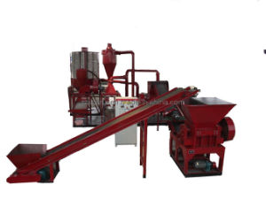 Automotive Wire Recycling Machine, Car Wire Granulator and Separator (QY-100)
