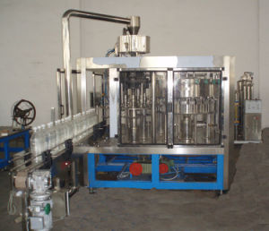 Carbonated Drink Filling Machine (DCGF40-40-12) pictures & photos