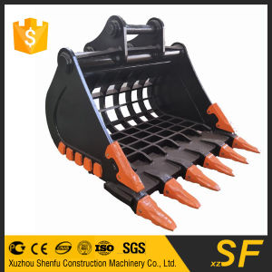 Excavator Double Safe Pin Quick Coupler pictures & photos
