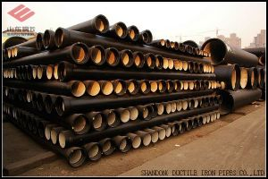 Dn250 Ductile Iron Pipes