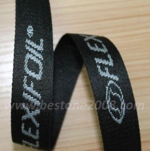High Quality Jacquard Webbing for Bag and Garment#1312-65 pictures & photos