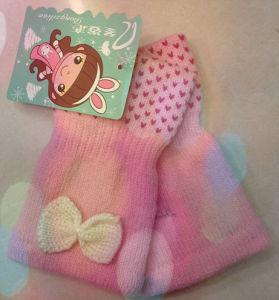 Warm Fashion Knitted Gloves - Wf0224