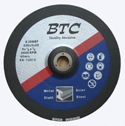 Grinding Wheels-Cutting Disc for Metal