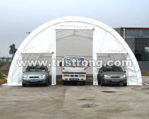 3-Car Garage, 3-Door Carport, Car Parking (TSU-3040) pictures & photos