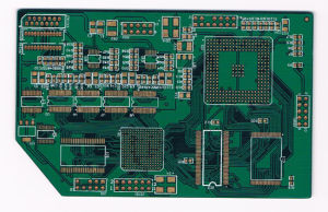 4 Layers High Tg Multilayer PCB