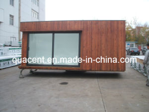 Prefab SIP Wooden Container House