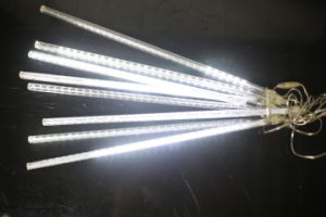 LED Meteor Rain Light SMD3528 80cm Two-Sided 96 Lamp