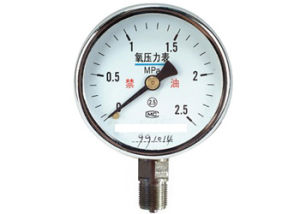Yo-150 Oxygen Pressure Gauge