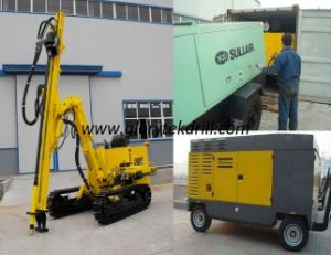 358A (D) Crawler Hydraulic DTH Drilling Rig pictures & photos