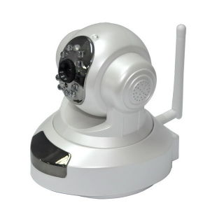 Wpa Wireless Day & Night IR-Cut Dual Audio WiFi Pan/Tilt IP Megapixel Camera (FH-H3-186V)