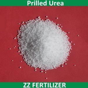 Top Quality Prilled Urea Nitrogen Fertilizer 46% pictures & photos