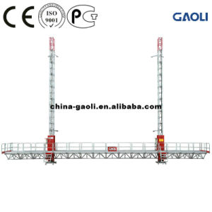 China Brand Safety Building Construction Lifting Work Platform pictures & photos