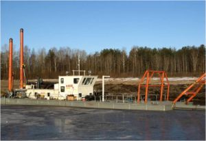 Low Price Dredger with Cummins Engine (CSD 450) pictures & photos