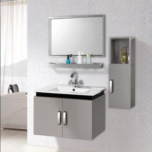 Painted Bathroom Vanity (V-24)