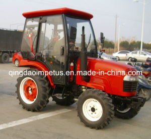 Jinma Tractor 24HP 4X4wd with Cabin pictures & photos