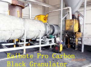 Pyro Carbon Black Granulator