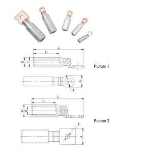 Aluminum-Copper Connecting Terminals (CAL-B) pictures & photos