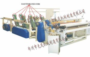 Full Automatic Paper Rewinding and Cutter Machine, Rewinding Machine, Small Paper Roll pictures & photos