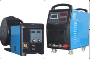 Digital DSP IGBT Multifunction Pulse MIG/MIG/MMA Welding Machine pictures & photos