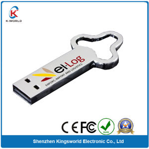 New Creative Key Metal USB Flash Drive (KW-0352) pictures & photos
