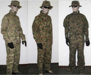 Military Camouflage Overall Uniform