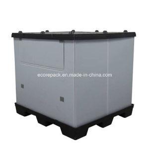 Reusable Plastic Pallet Box pictures & photos