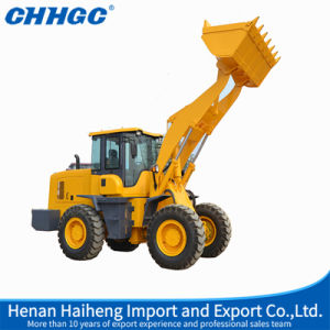 CE Approved Weel Loader Hh12f for Sale pictures & photos