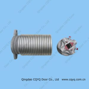 Industrial Door - Spring Fittings and Torsion Spring