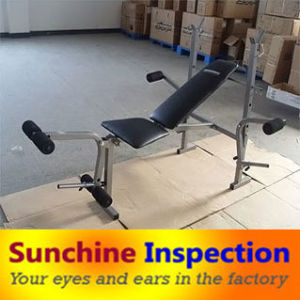 Fitness Equipment Quality Control Inspection Services pictures & photos