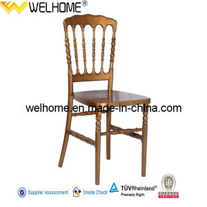 Plastic Resin Napoleon Chair for Party/Wedding/Event Rental pictures & photos