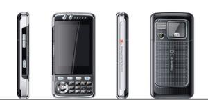 Digital TV Mobile Phone (TV8)