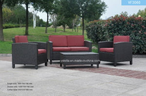 Synthetic Rattan Square Sofa Set pictures & photos