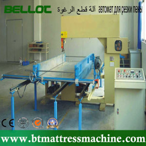 Double Side Foam Vertical Cutting Machine pictures & photos