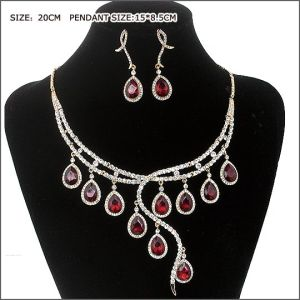 Bridal Jewelry - Necklace Set (10797)