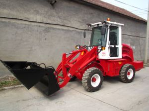 Zl12 Wheel Loader with 4 in 1 Buckey CE Approved pictures & photos