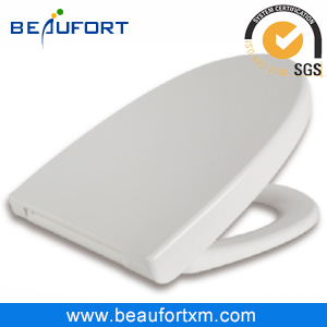 V Shape Round Edge Design Toilet Accessories with Soft Close