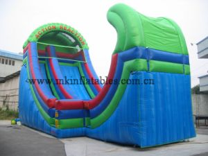 Inflatable Surf Water Slide