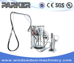 Two Component Sealant Coating Machinery for Double Glass pictures & photos