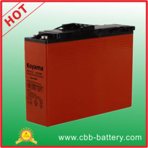 110ah 12V Front Terminal AGM Battery for Broadband pictures & photos