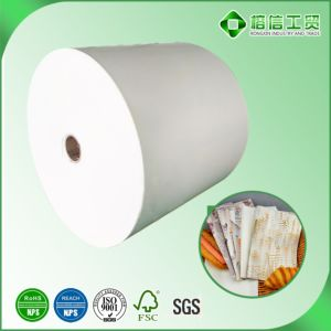 Burger Wrapping Paper, Food Packaging Paper with PE Coated pictures & photos