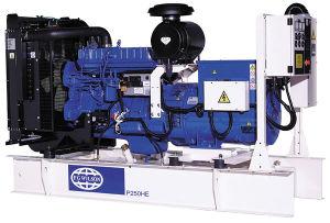 FG Wilson Diesel Generator Set Series
