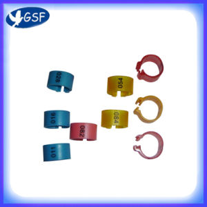 100 Plastic Snap-on Bands (GSF-PPR-O)