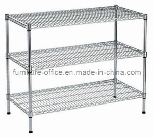 High-End Metal Storage Multi Shelving pictures & photos